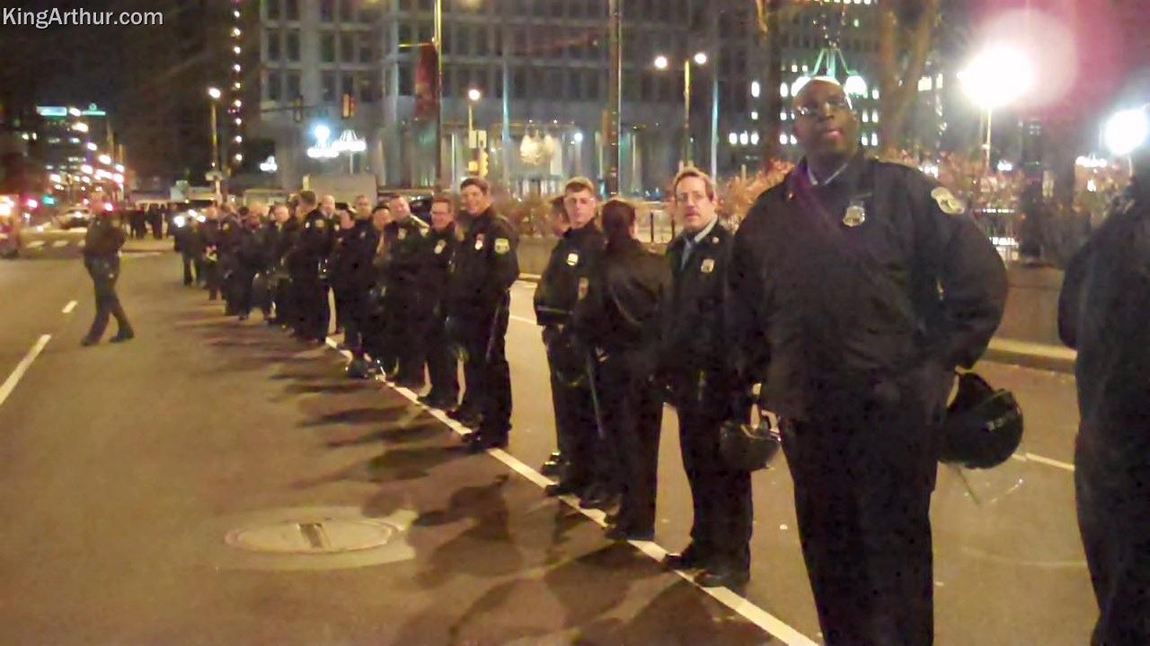 City Hall Police Report Philadelphia
