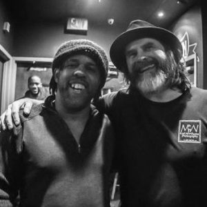 Karl McWherter and Victor Wooten